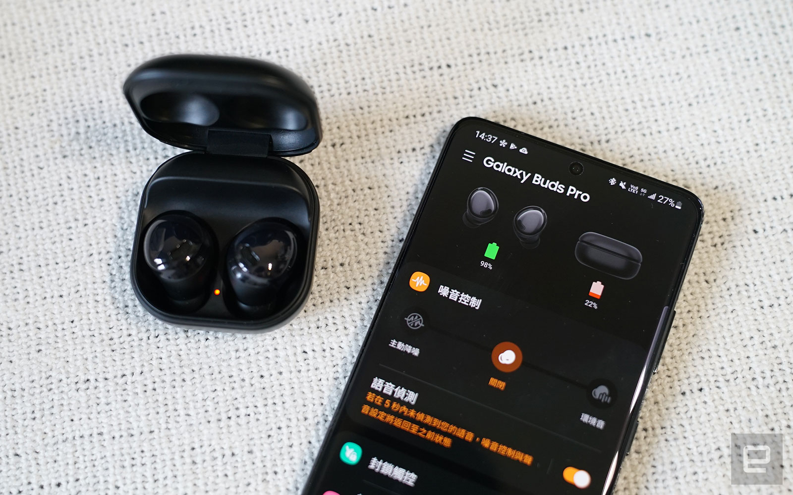 Samsung Galaxy Buds Pro 評測