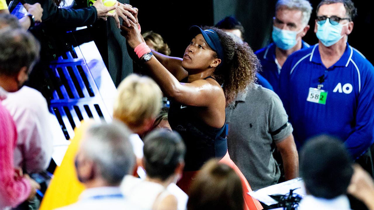 'Class': Naomi Osaka's incredible act after Australian Open final - Yahoo Sport Australia