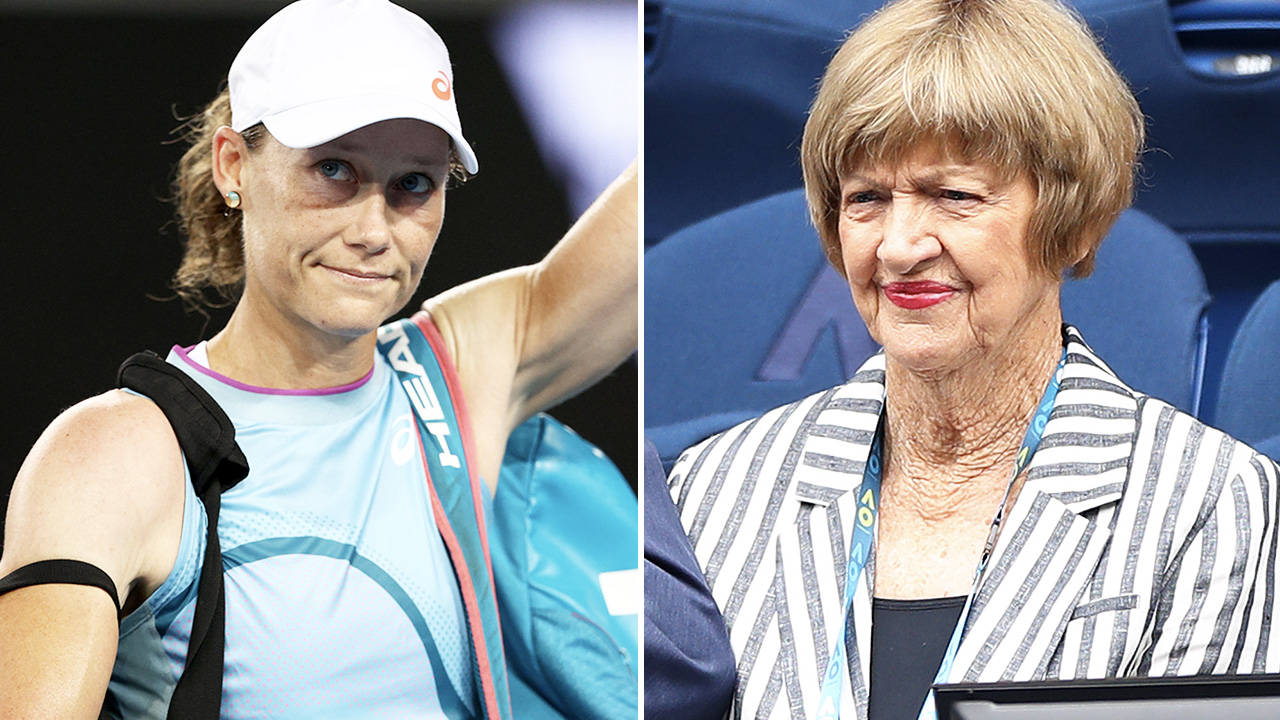 Sam Stosur smacks down Margaret Court in Serena Williams debate – Yahoo Sport Australia