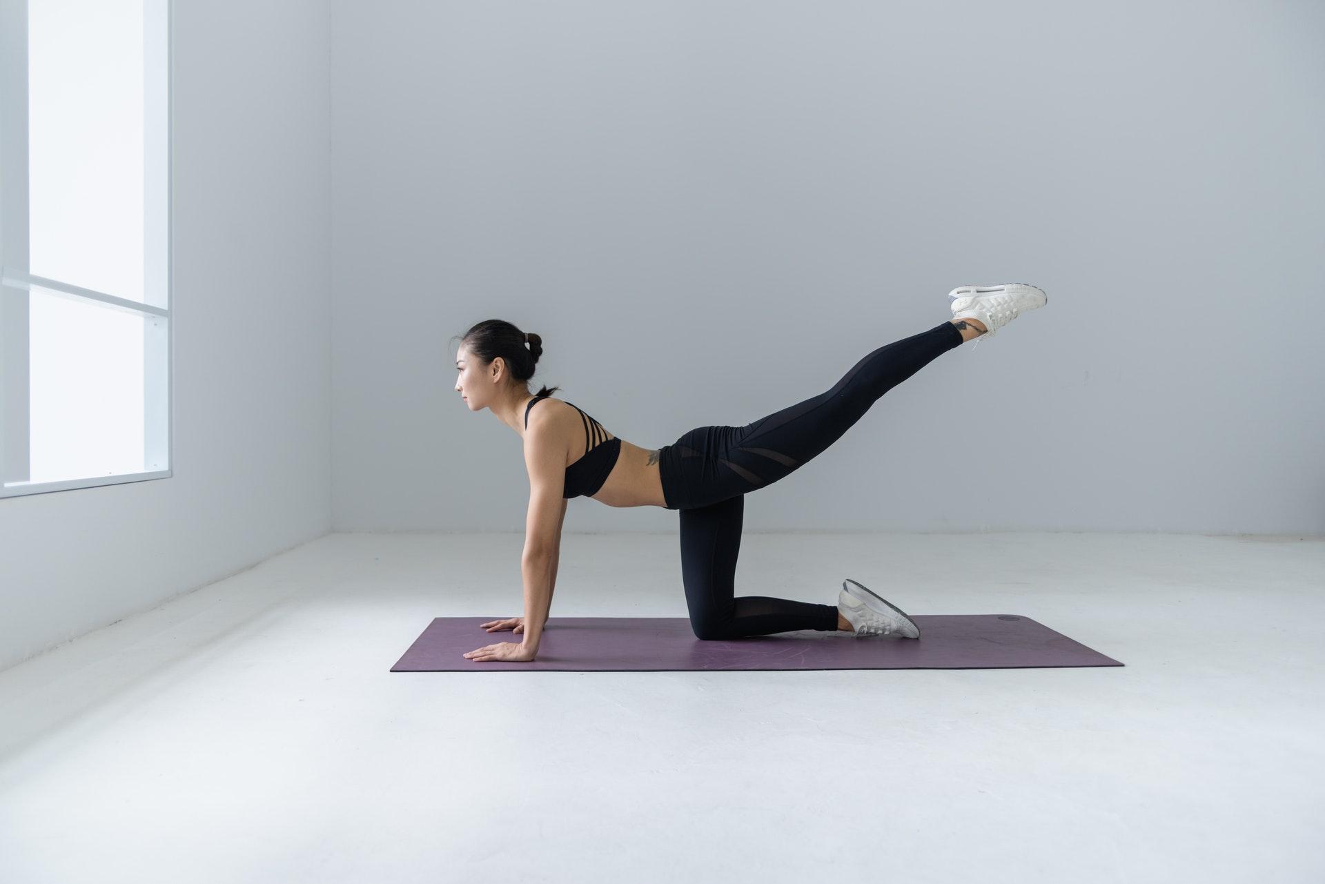 Best yoga asanas to get toned legs