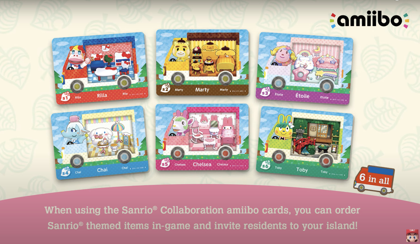 'Animal Crossing: New Leaf' Sanrio collab brings Hello Kitty items to your town