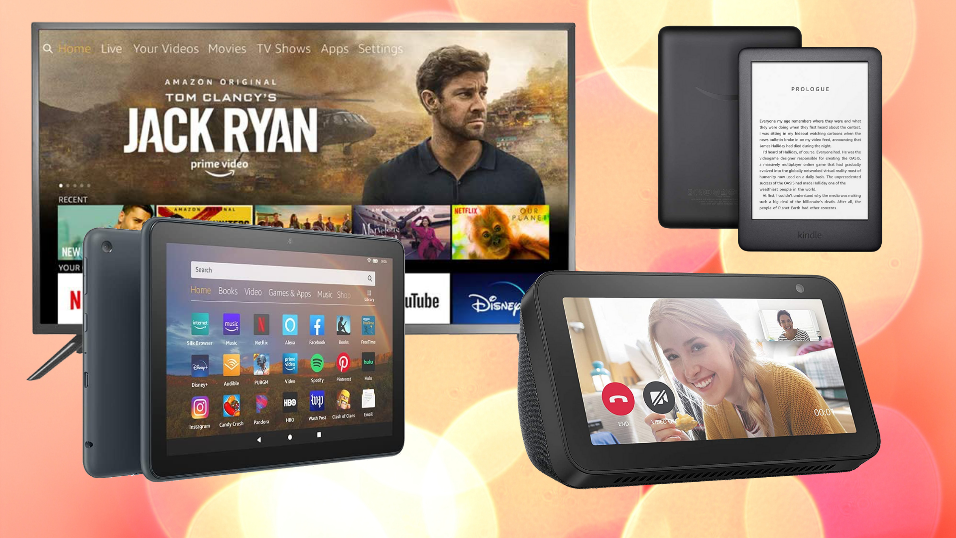 Amazon just slashed up to 80 percent off tons of Kindles, Echo devices and more for Presidents' Day! - Yahoo Entertainment