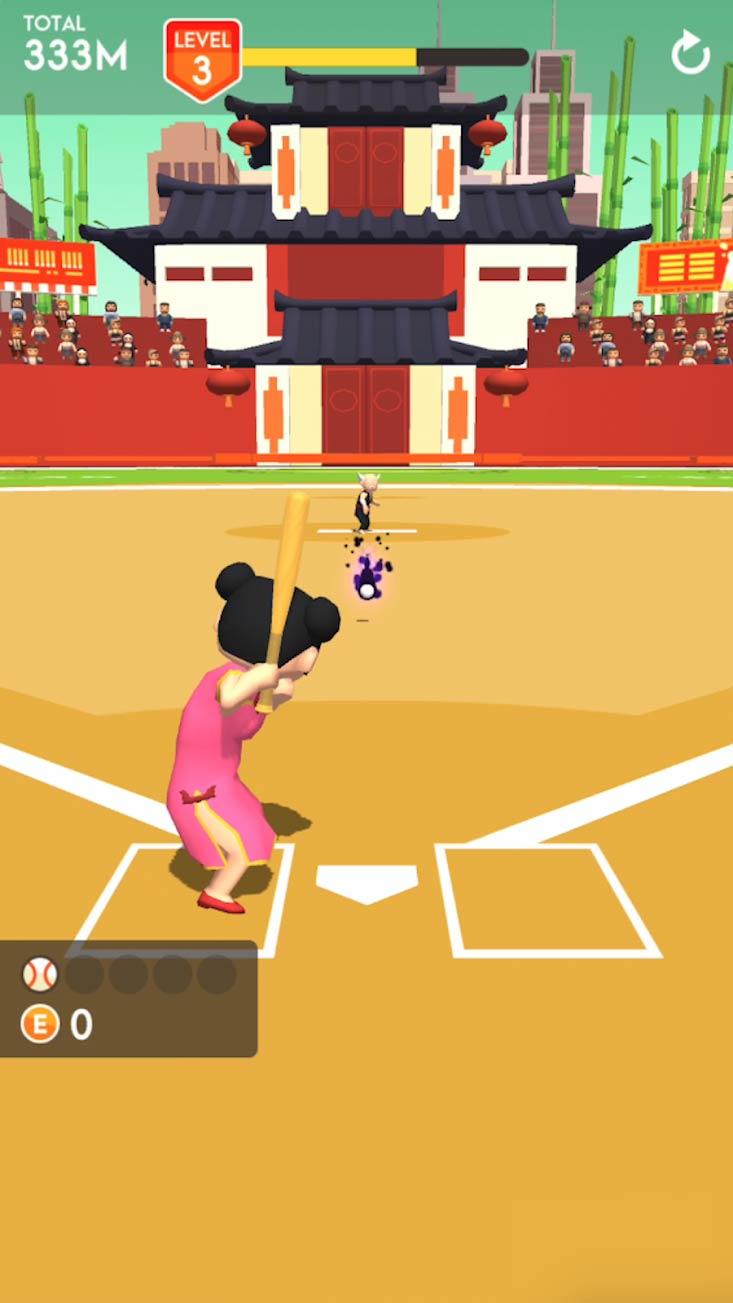 カンフー野球