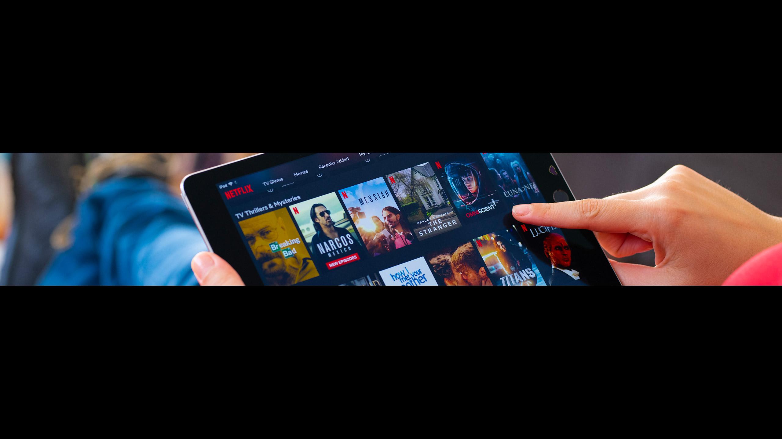 Las mejores series y películas de Netflix