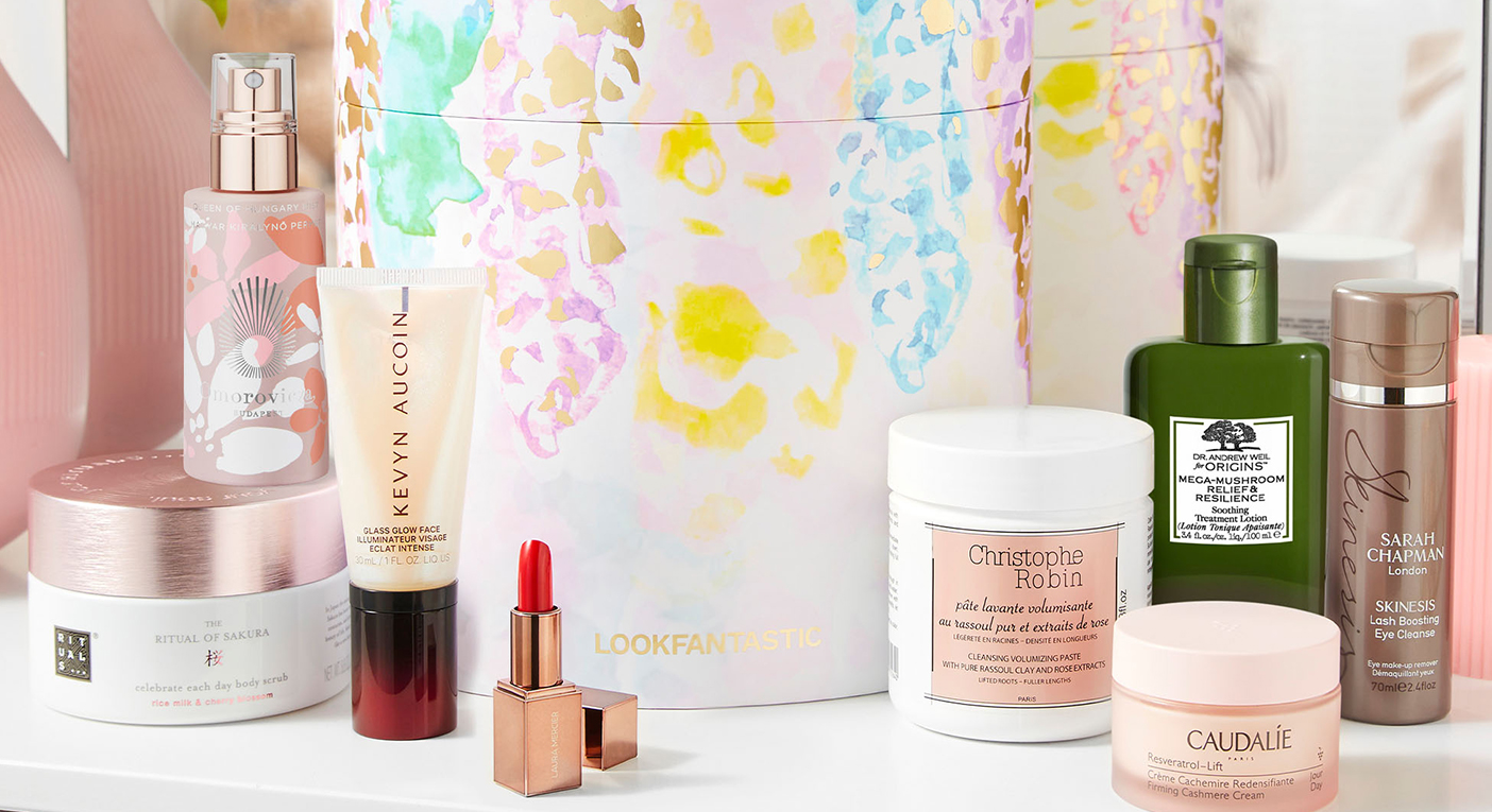 news.yahoo.com: Lookfantastic launches unmissable £59 Mother's Day beauty bundle worth over £216
