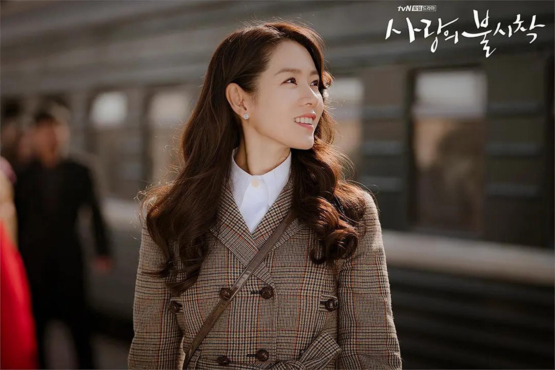 尹世理(孫藝真 飾演)《愛的迫降》劇照
