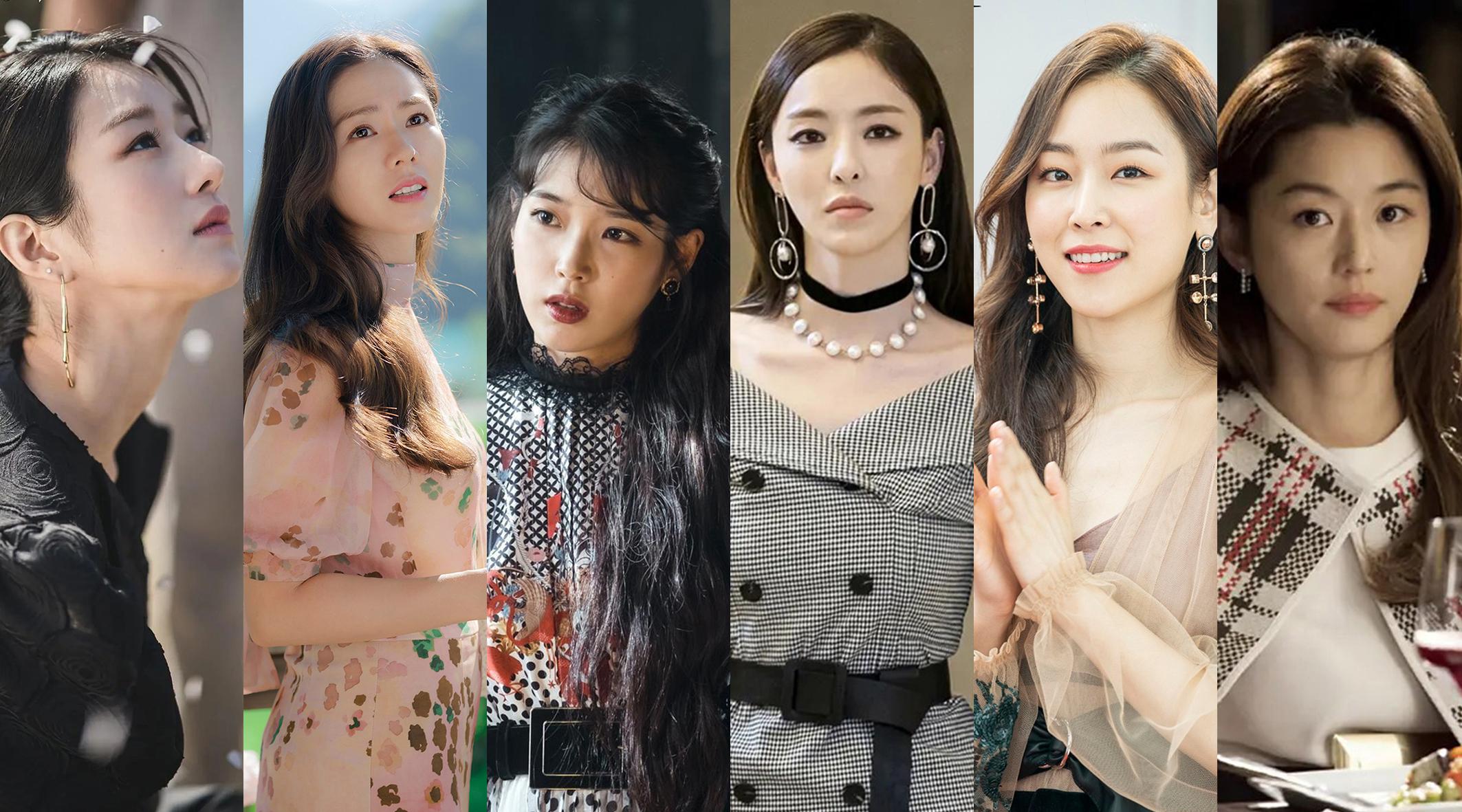 她們都是把片場當伸展台的韓劇大女主