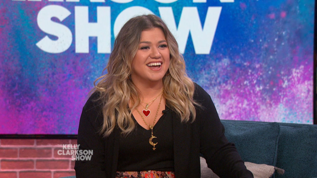 Kelly Clarkson says co-parenting with Brandon Blackstock is 'a difficult thing'