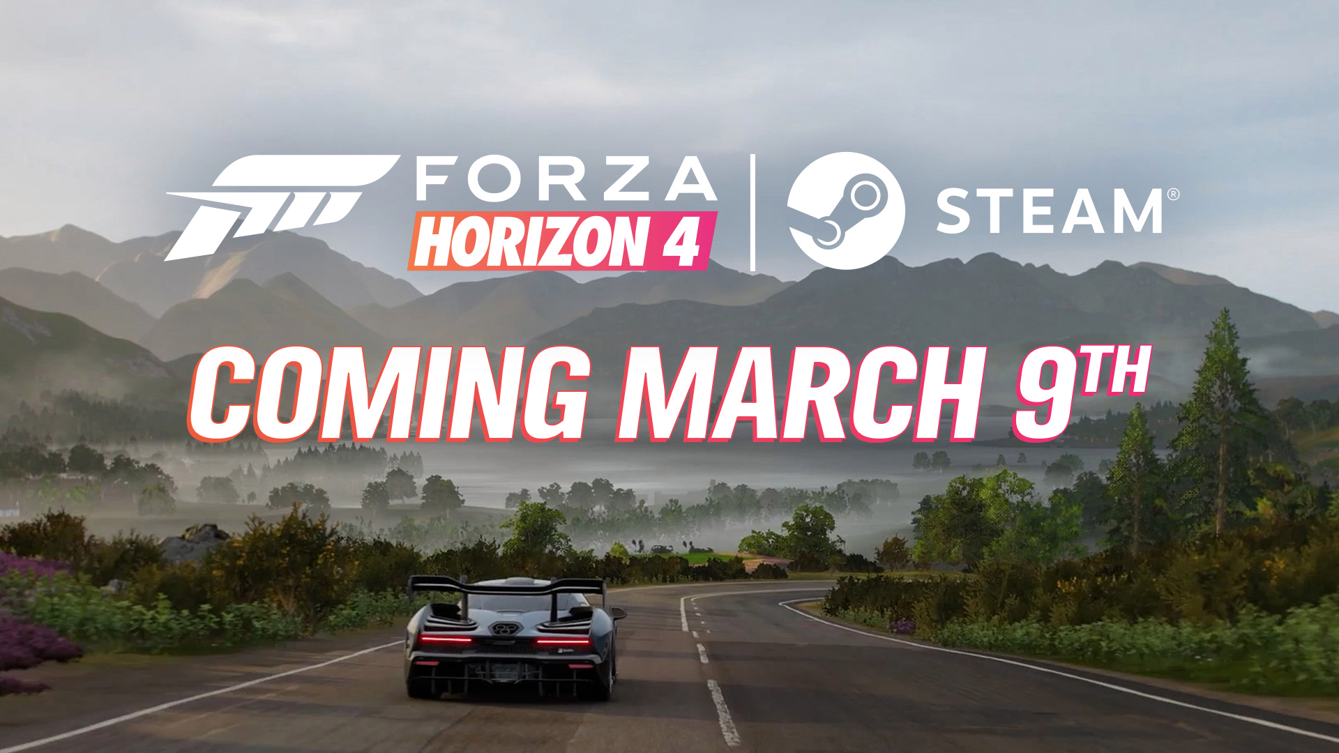 'Forza Horizon 4' is coming to Steam on March 9