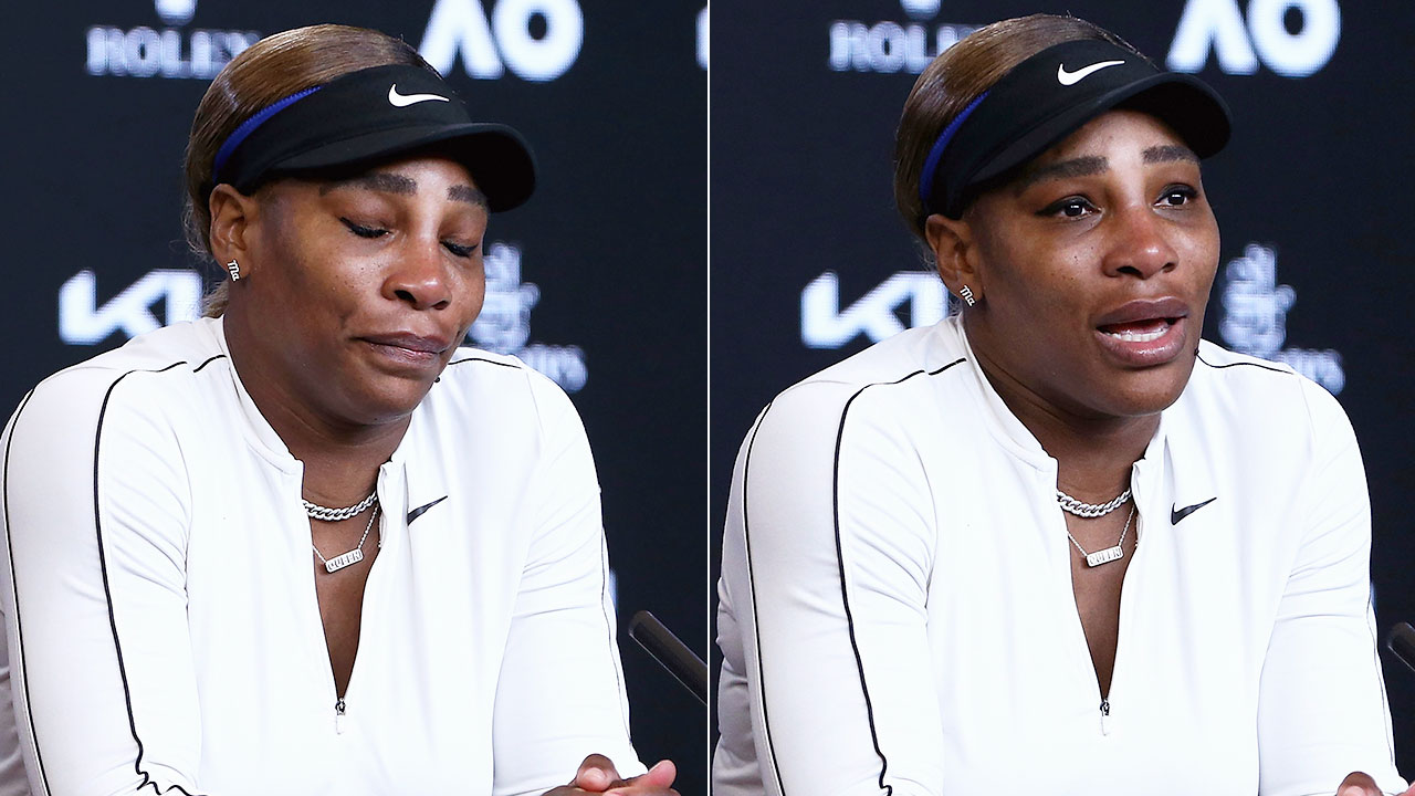 'Tough to watch': Serena Williams breaks down in 'devastating' scenes