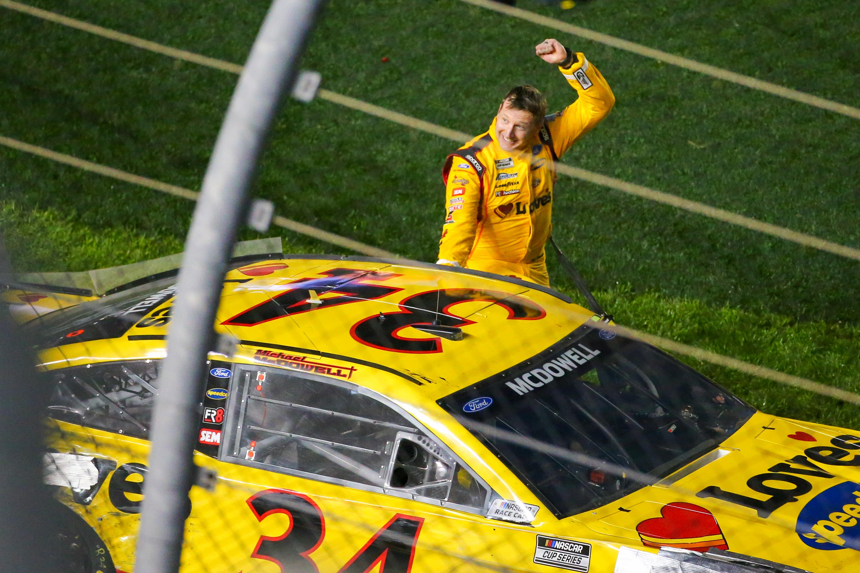 Nascar Betting Betmgm Had Few Bets On Daytona 500 Winner