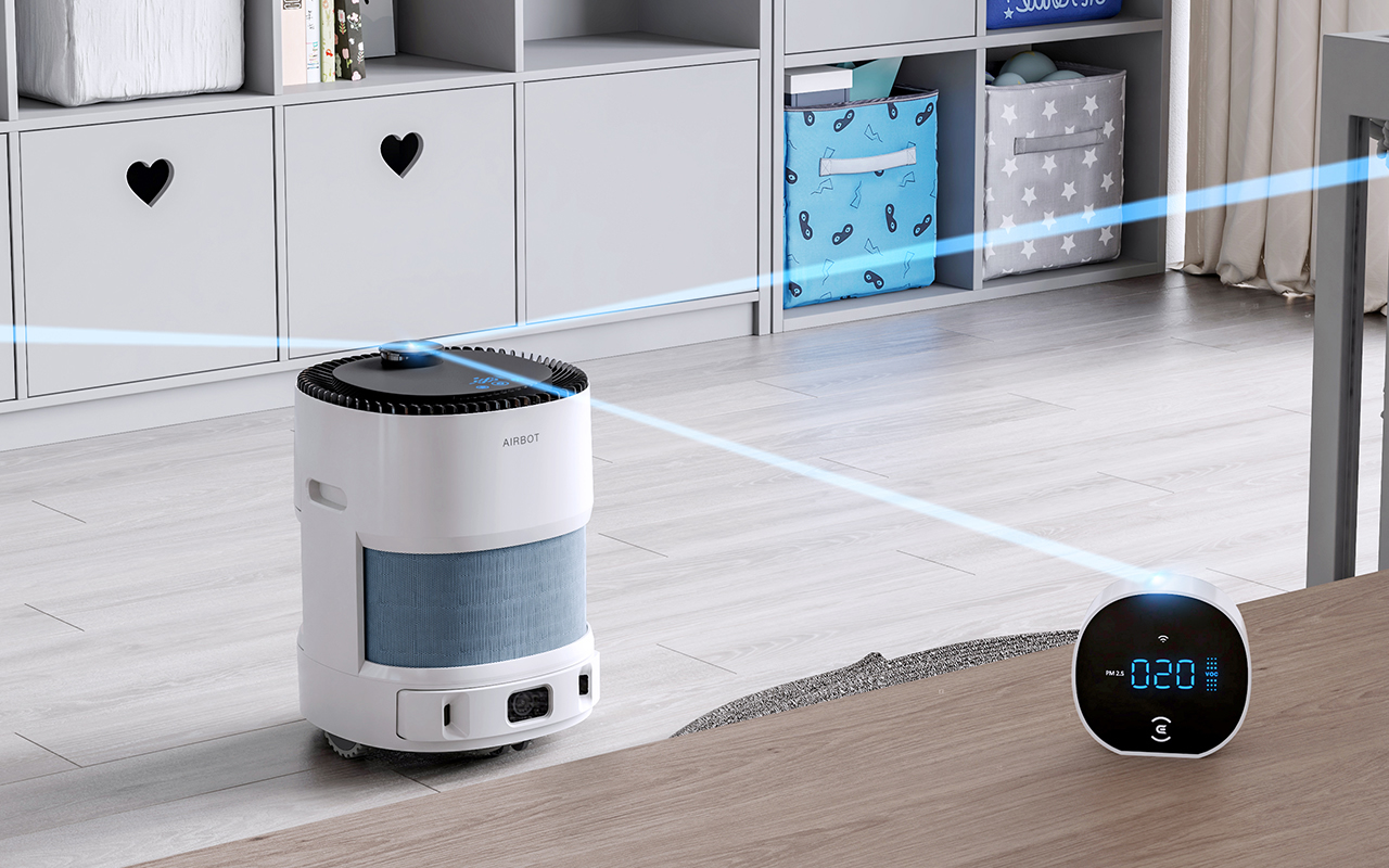 Ecovacs Airbot AVA