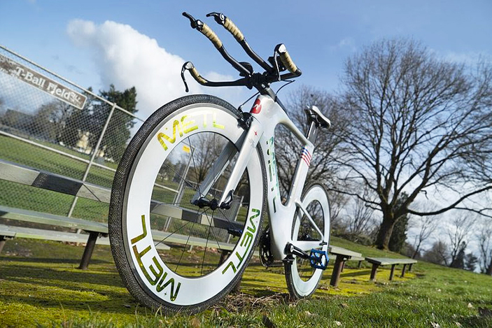 Smart's airless bike tires use NASA tech to defeat punctures