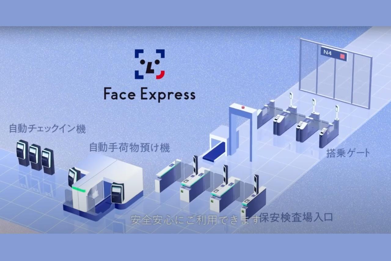 NEC Face Express
