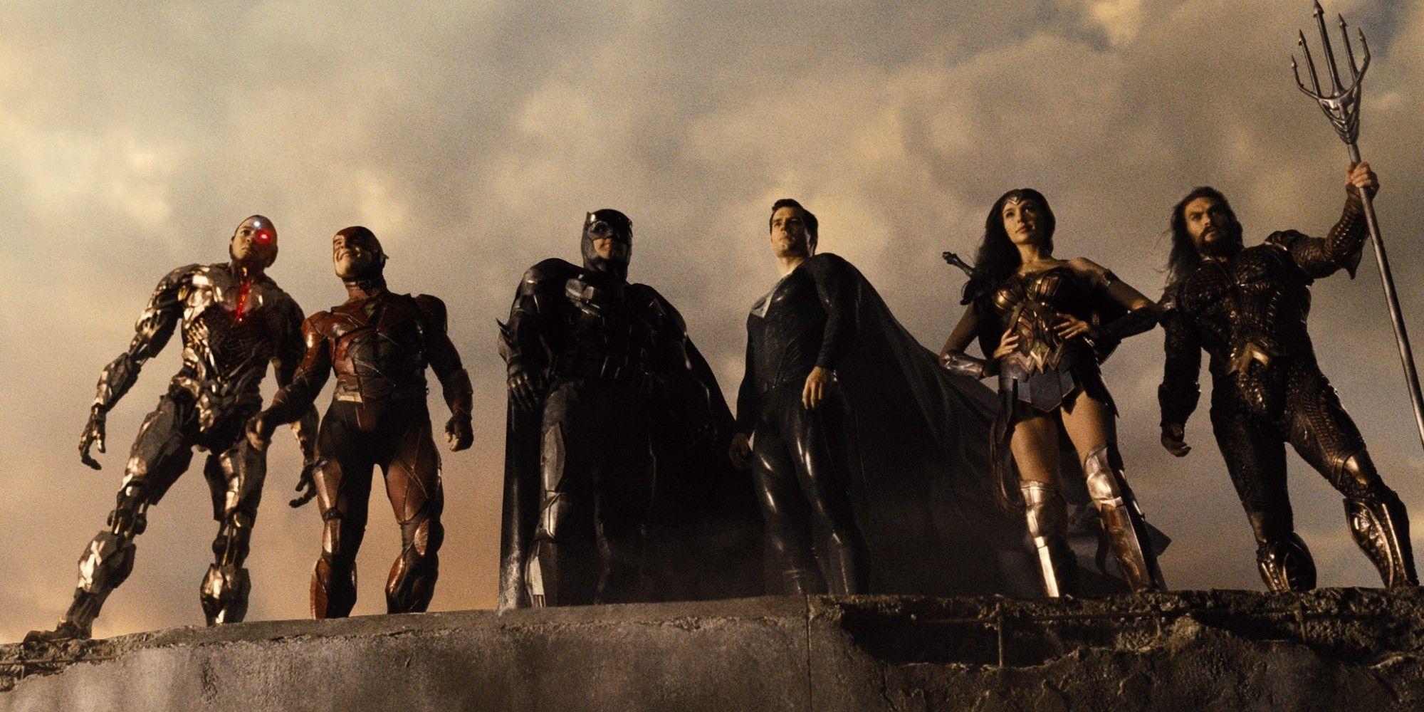 SnyderCut é a redenção de Zack Snyder com a Liga da Justiça