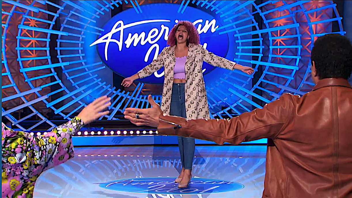 Alyssa Wray 'goes down in history' with amazing 'American Idol' audition: 'You just saw Beyoncé get born'