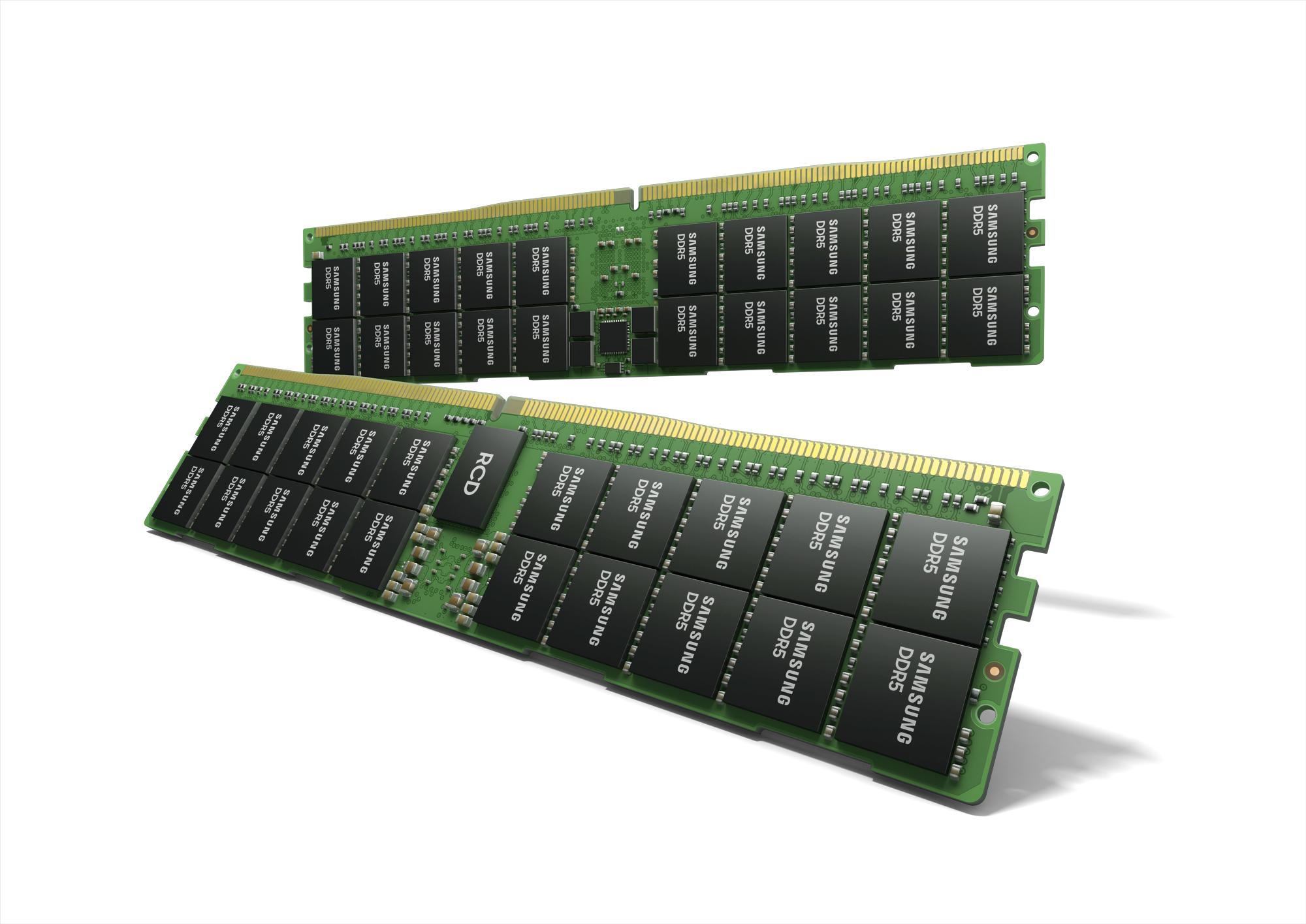 Samsung 512GB DDR5