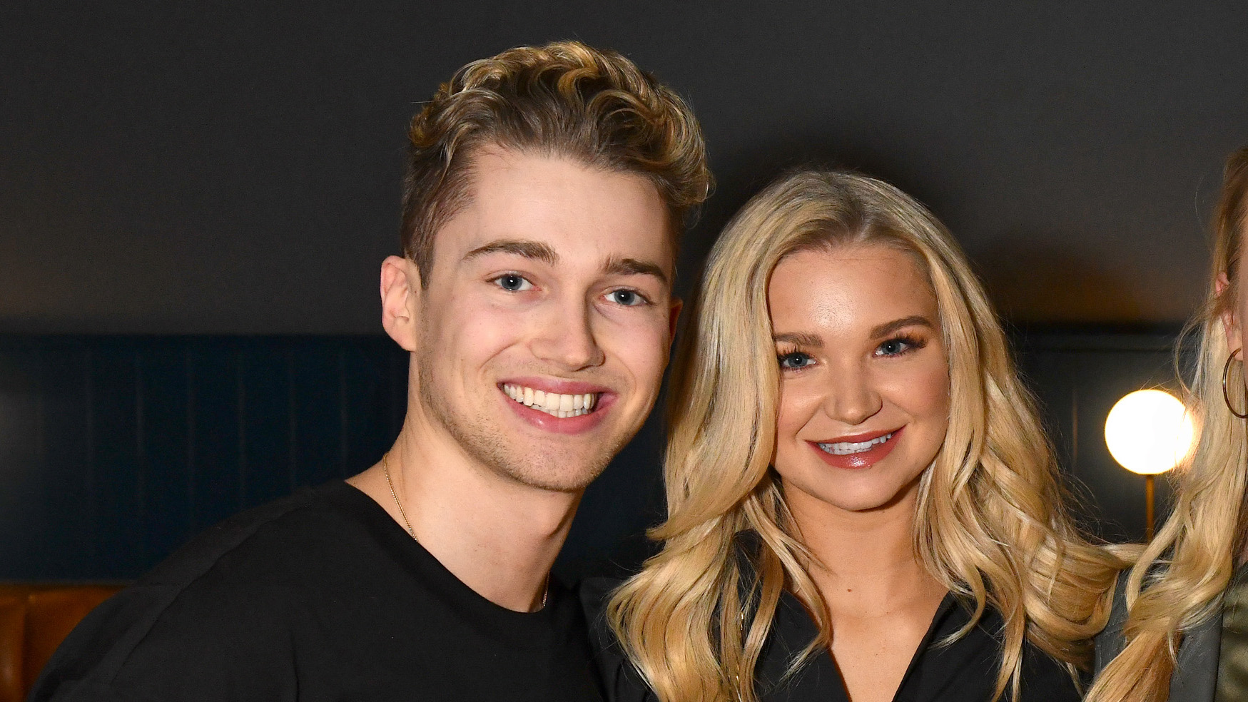 Abbie Quinnen asked if boyfriend AJ Pritchard would still love her after fiery accident