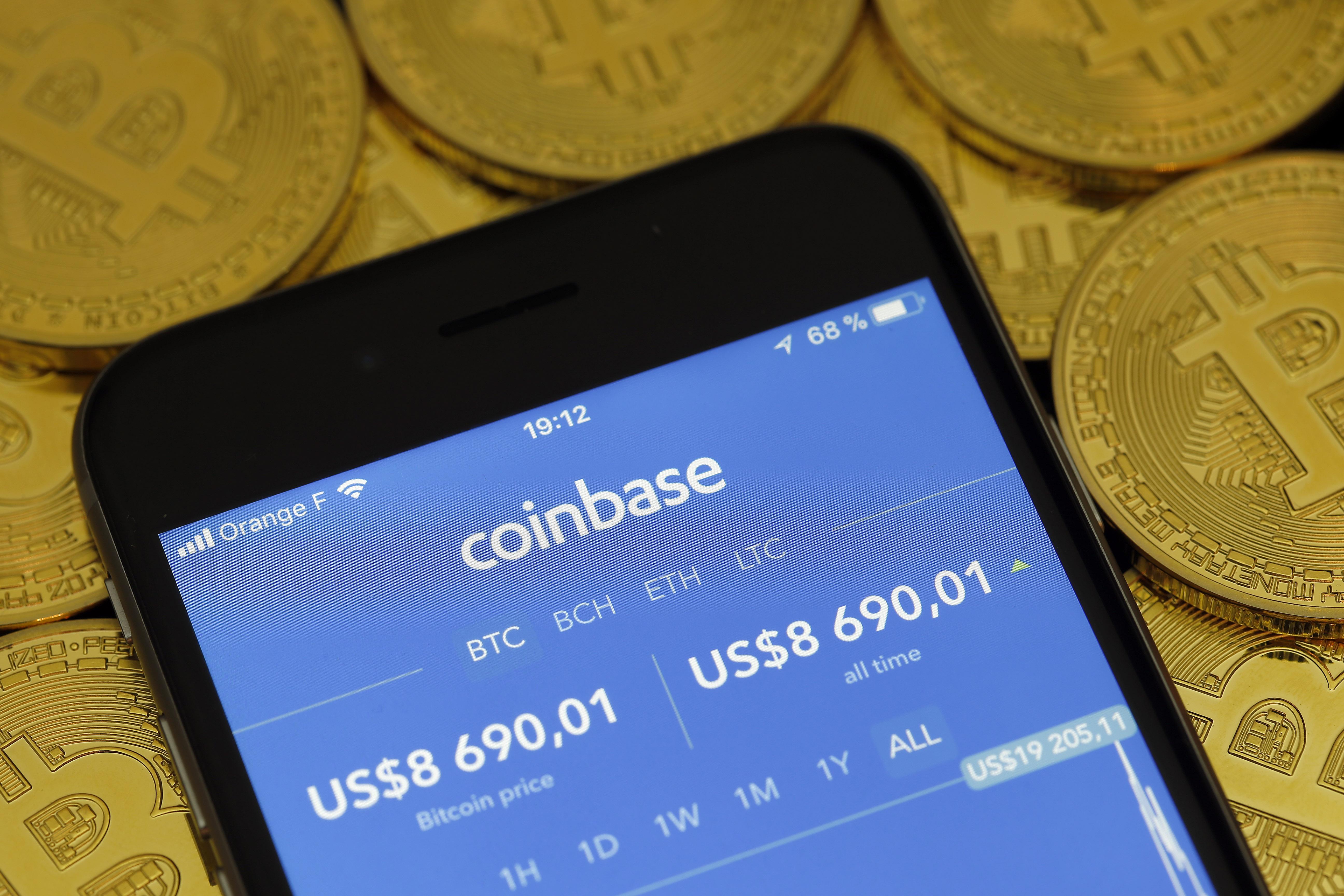 coinbase scambio crypto)