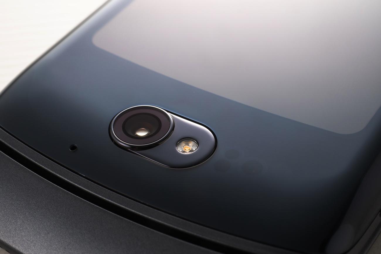 ▲メインカメラは4800万画素/f1.7