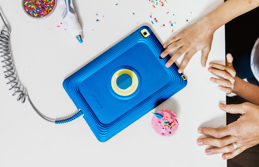 Otterbox's new accessories are aimed at kids and their iPads | Engadget