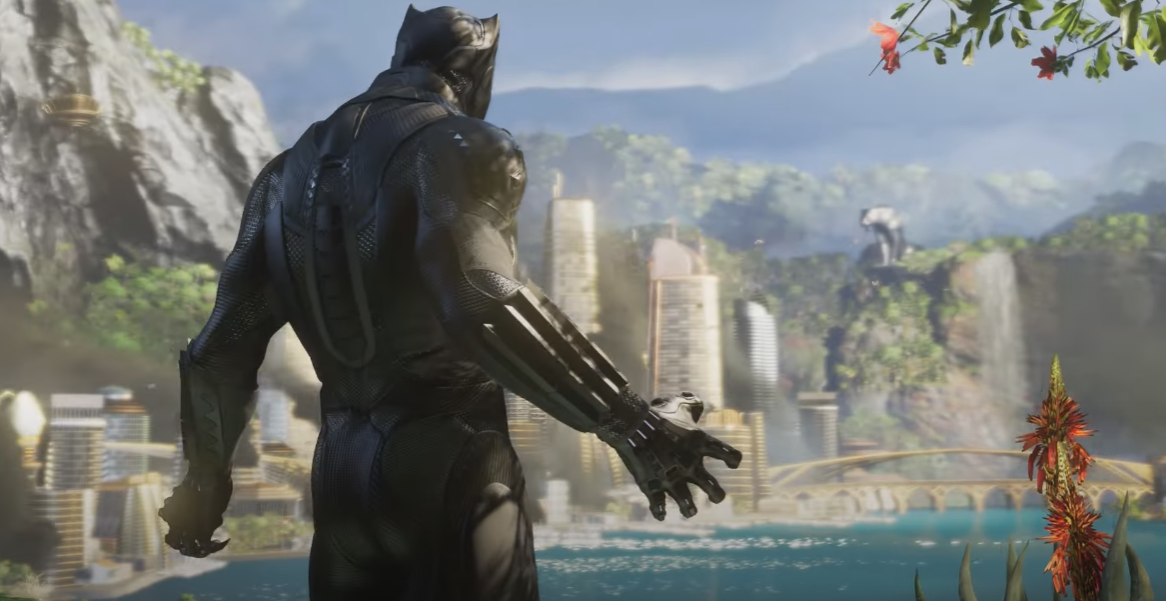 Black Panther is coming to 'Marvel's Avengers' later this year | Engadget
