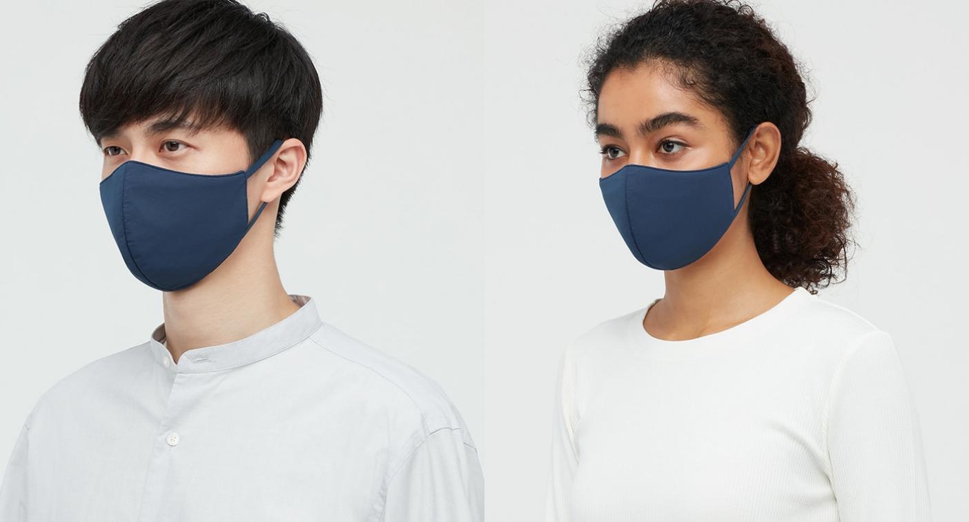 Uniqlo airism mask