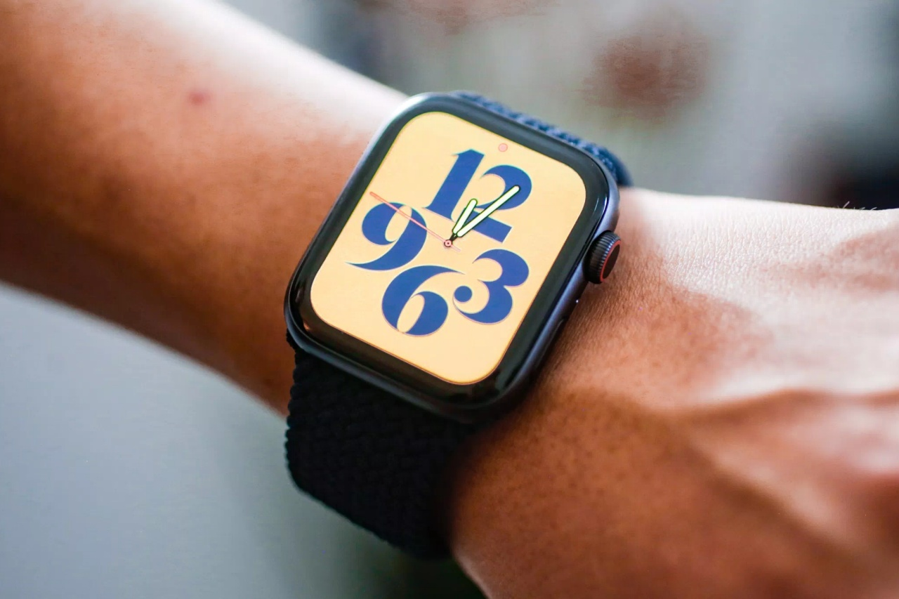 Apple Watch Masahiro Sano