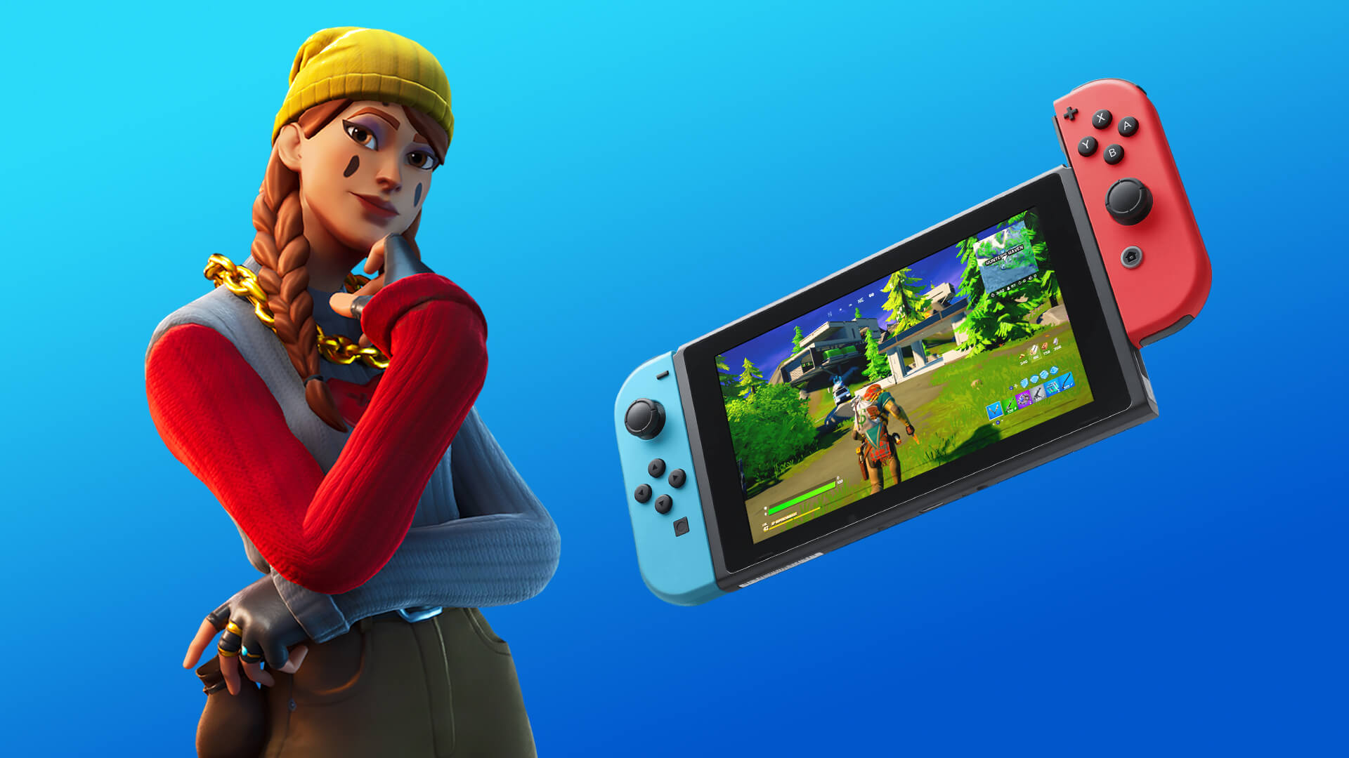 Switch Fortnite