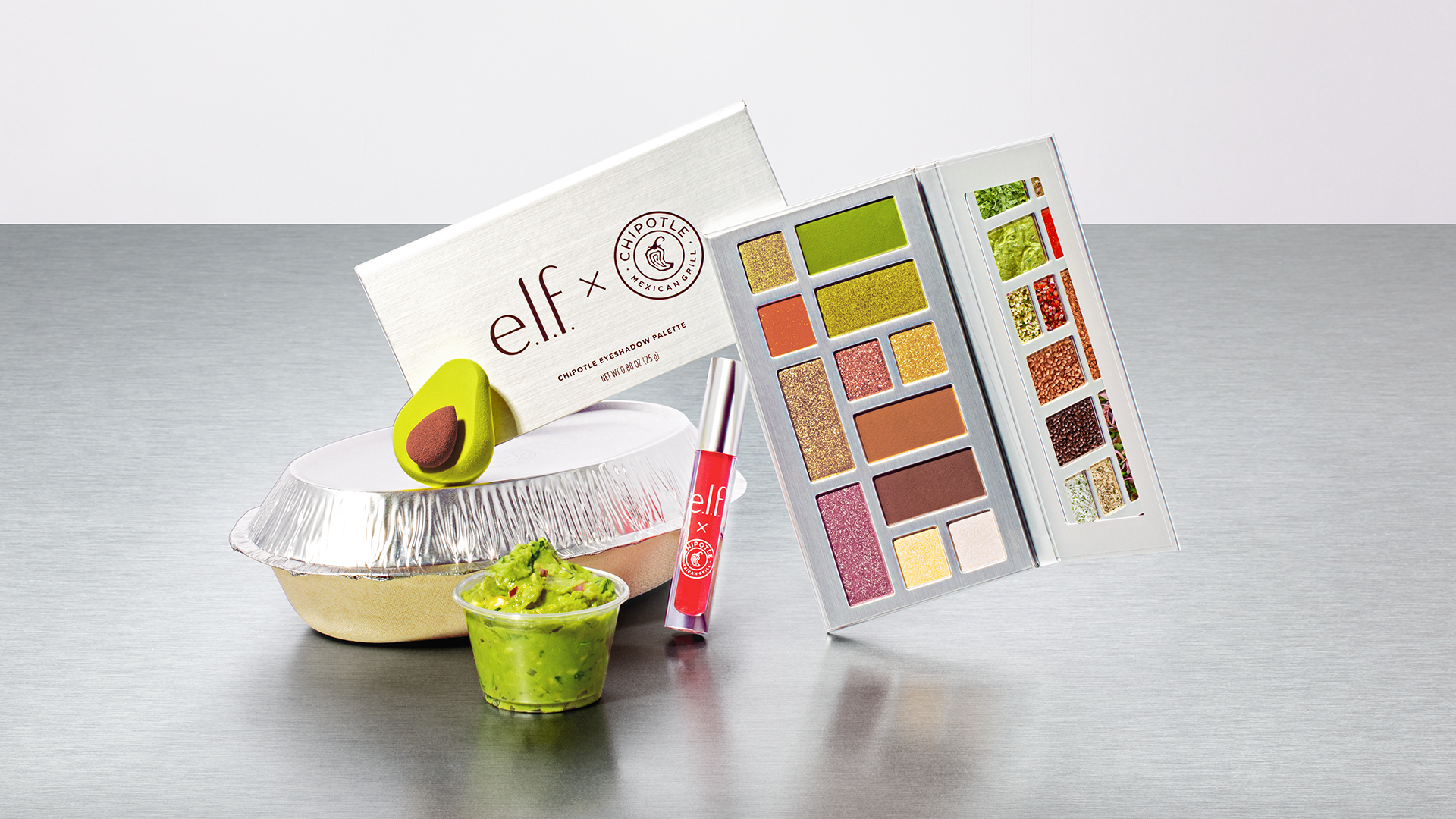 Chipotle goes glam with new beauty collaboration, with an eye toward Gen Z consumers - Yahoo Finance
