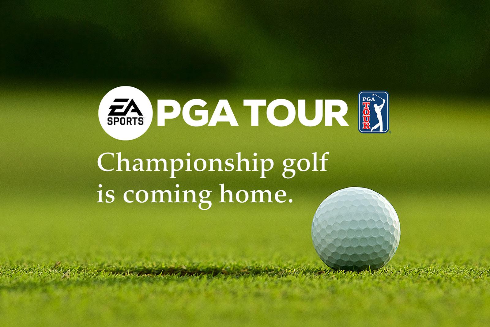 EA體育PGA巡迴賽
