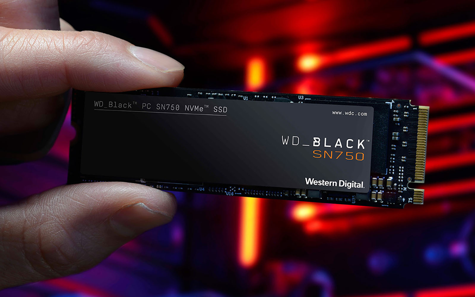 Buy 2TB WD Black M.2 SSD with free shipping and 40% off for a limited time