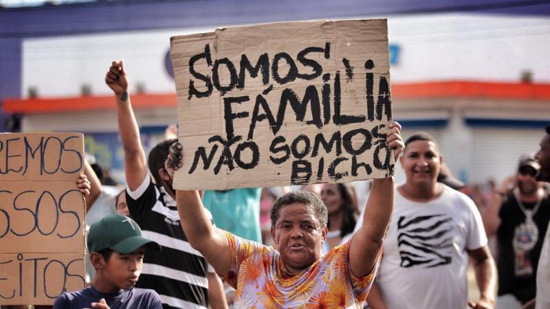 Em Pernambuco, obra do Governo Federal ameaça moradia de mais de 200 famílias