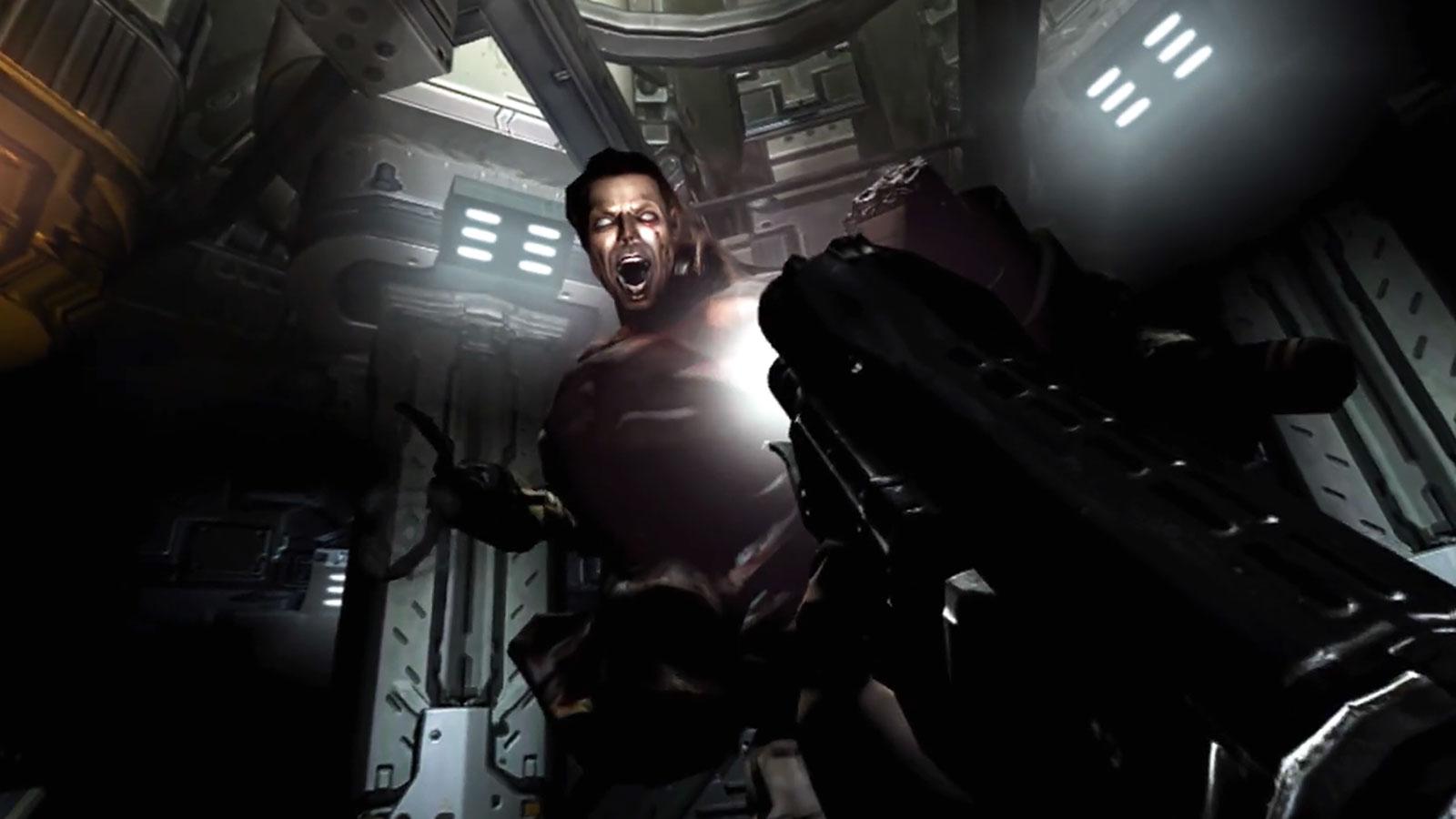 'Doom 3' gets a second life on PlayStation VR