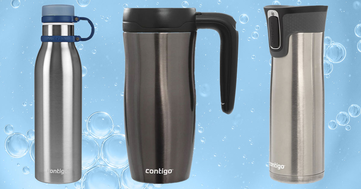 Contigo Stainless Steel Insulated Mugs Are Now On Sale At Amazon