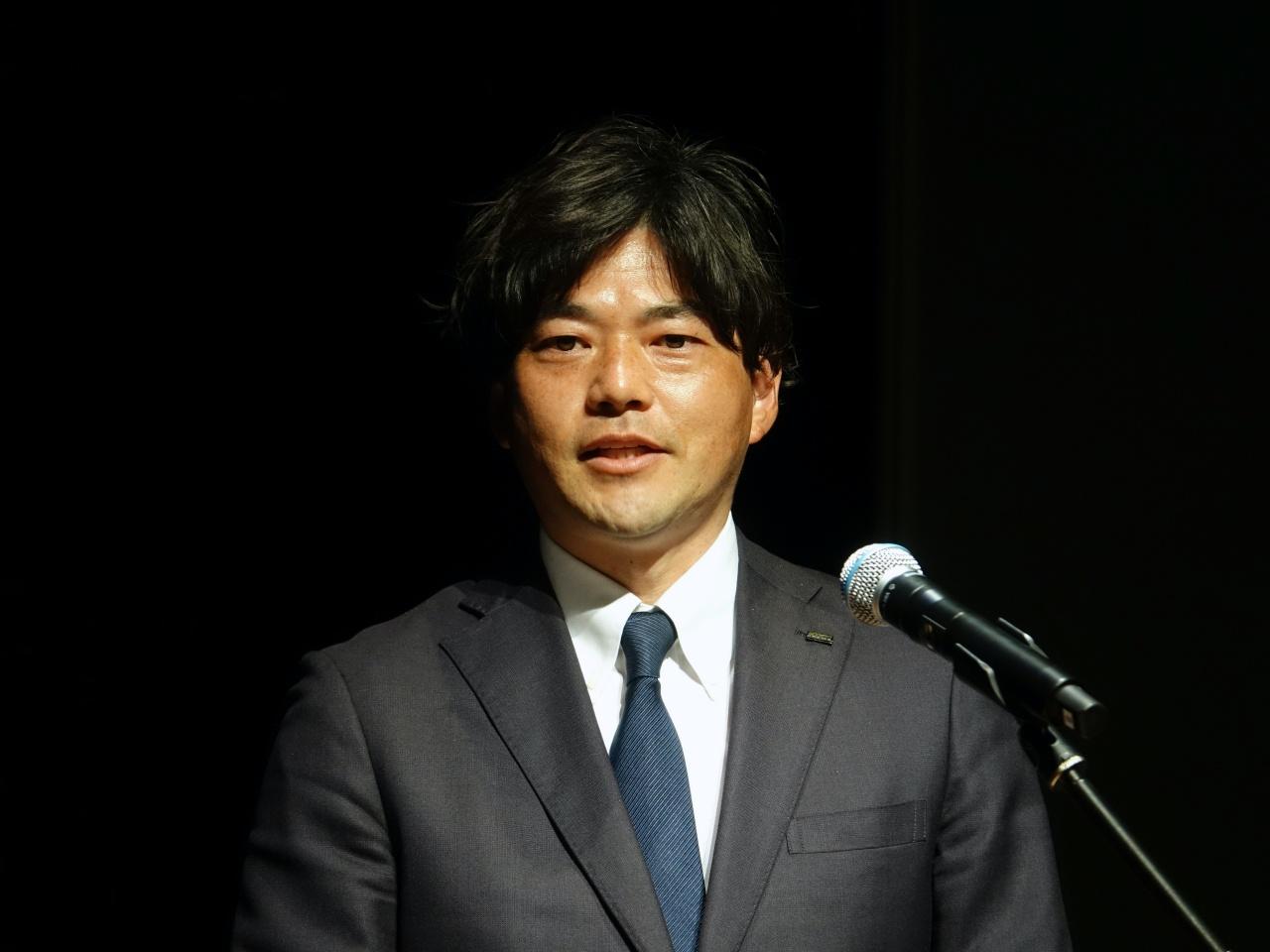 TORQUE 5G Junya Ishino