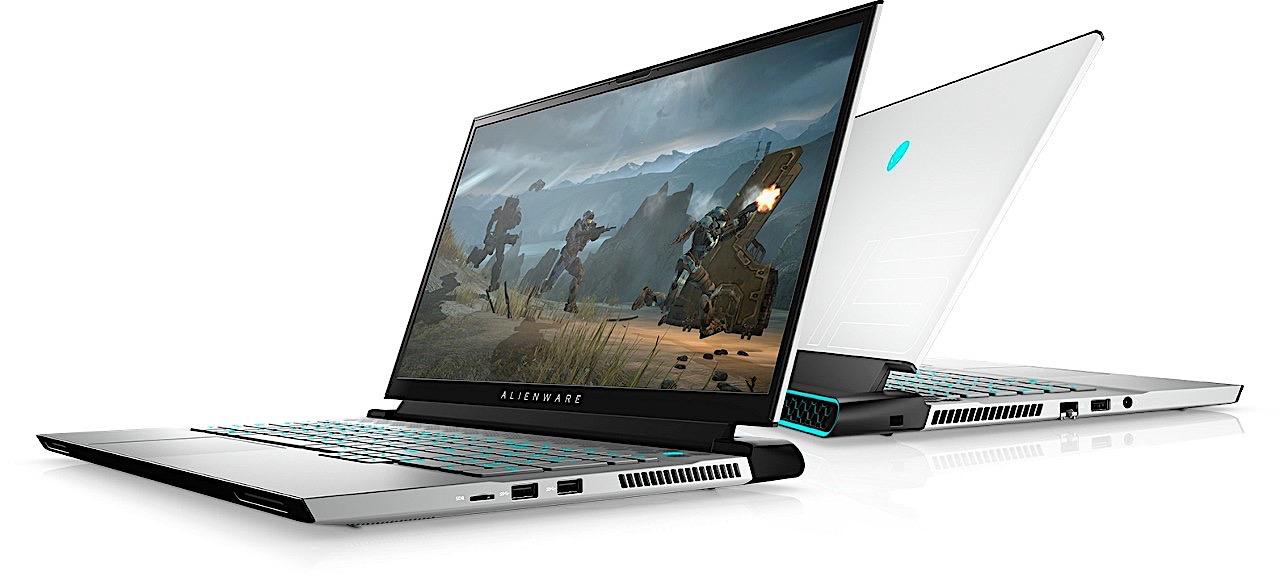 帶Cherry MX鍵盤的Alienware M15