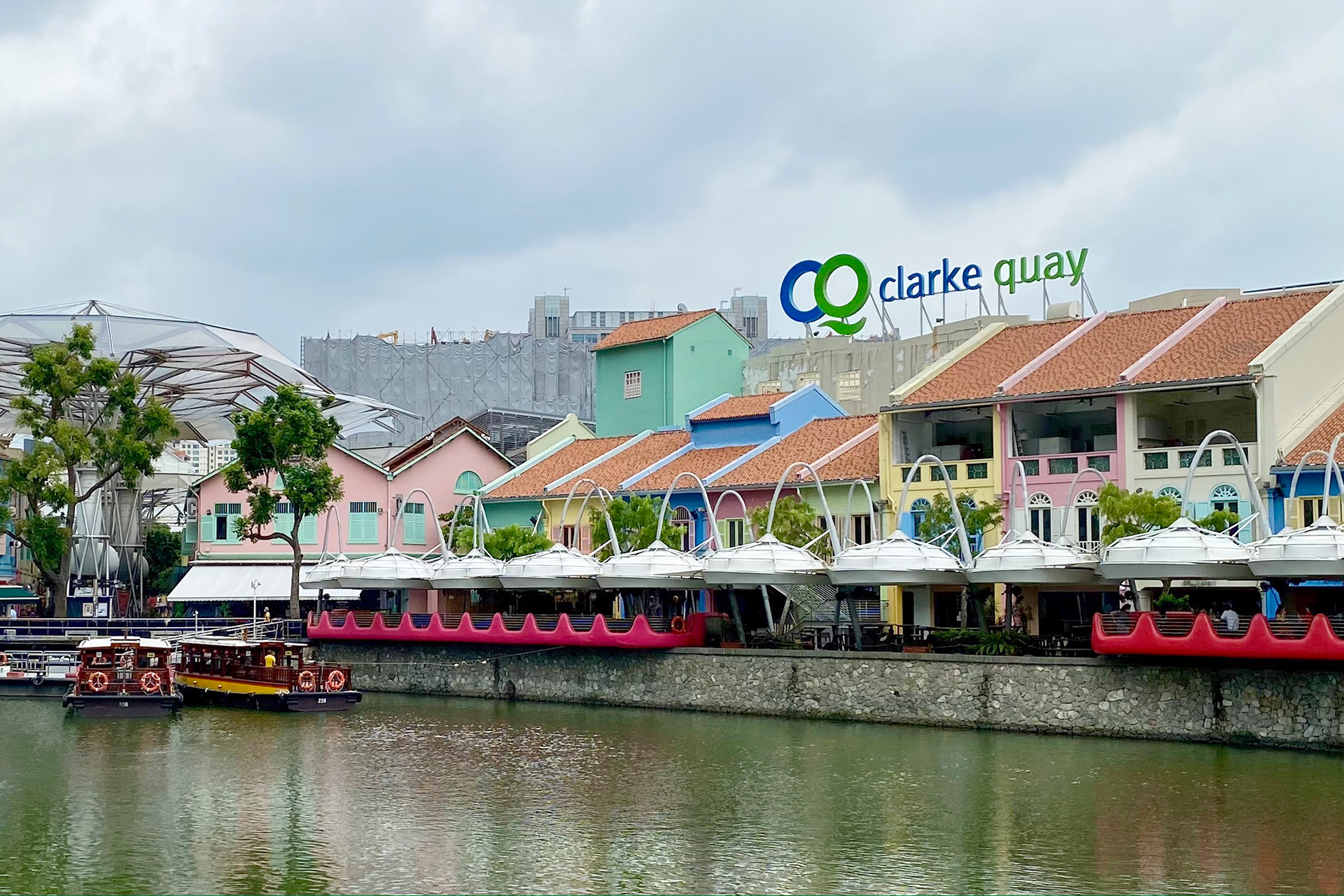 Bodies of 2 men found in Singapore River close to Clarke Quay