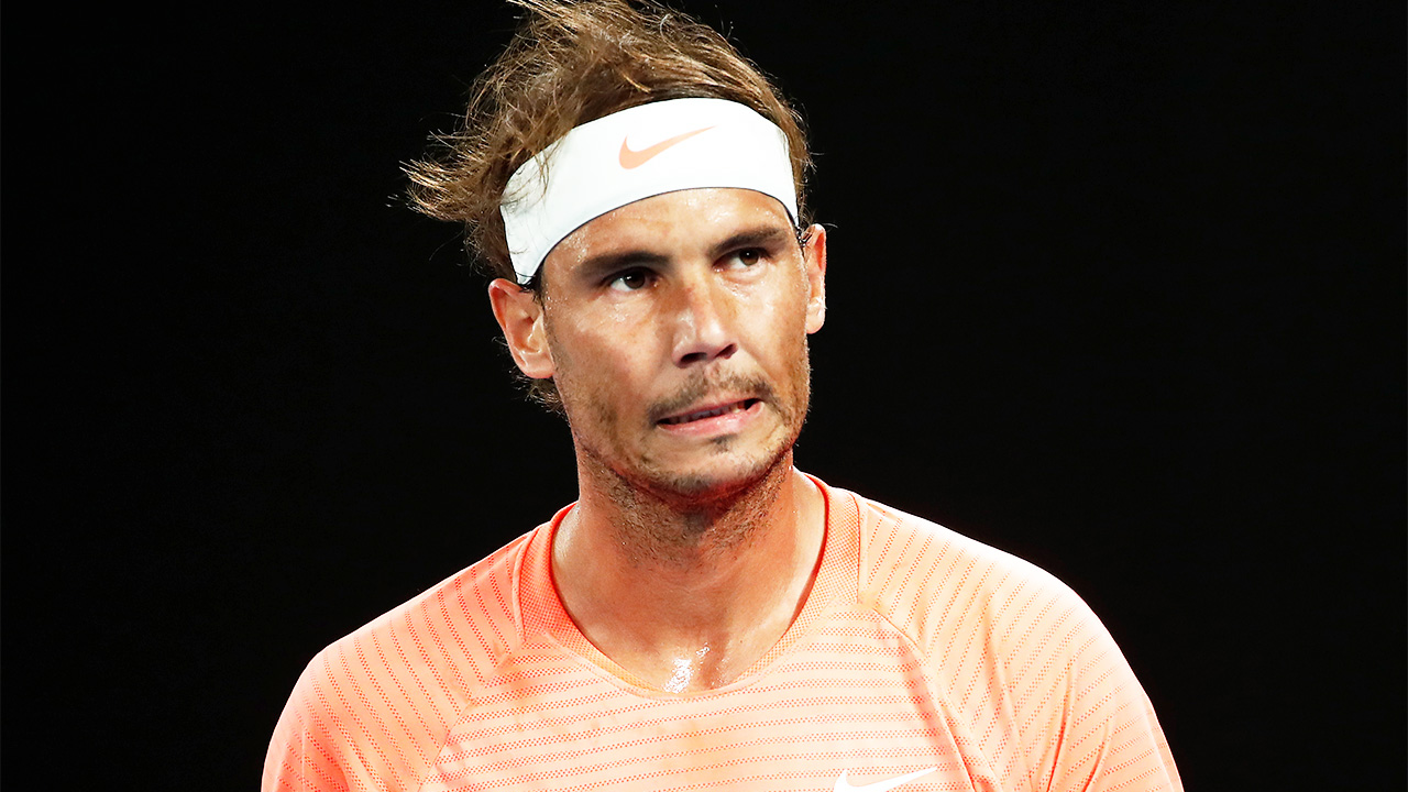 'No plans': Rafa Nadal's massive career call after Australian Open