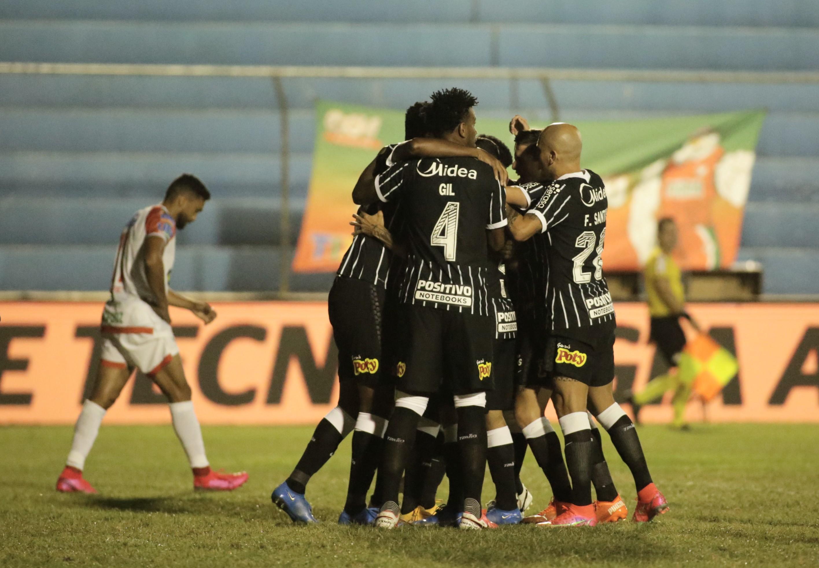 Corinthians passou com folga pelo Salgueiro na 1ª fase da Copa do Brasil (Rodrigo Coca/Corinthians)