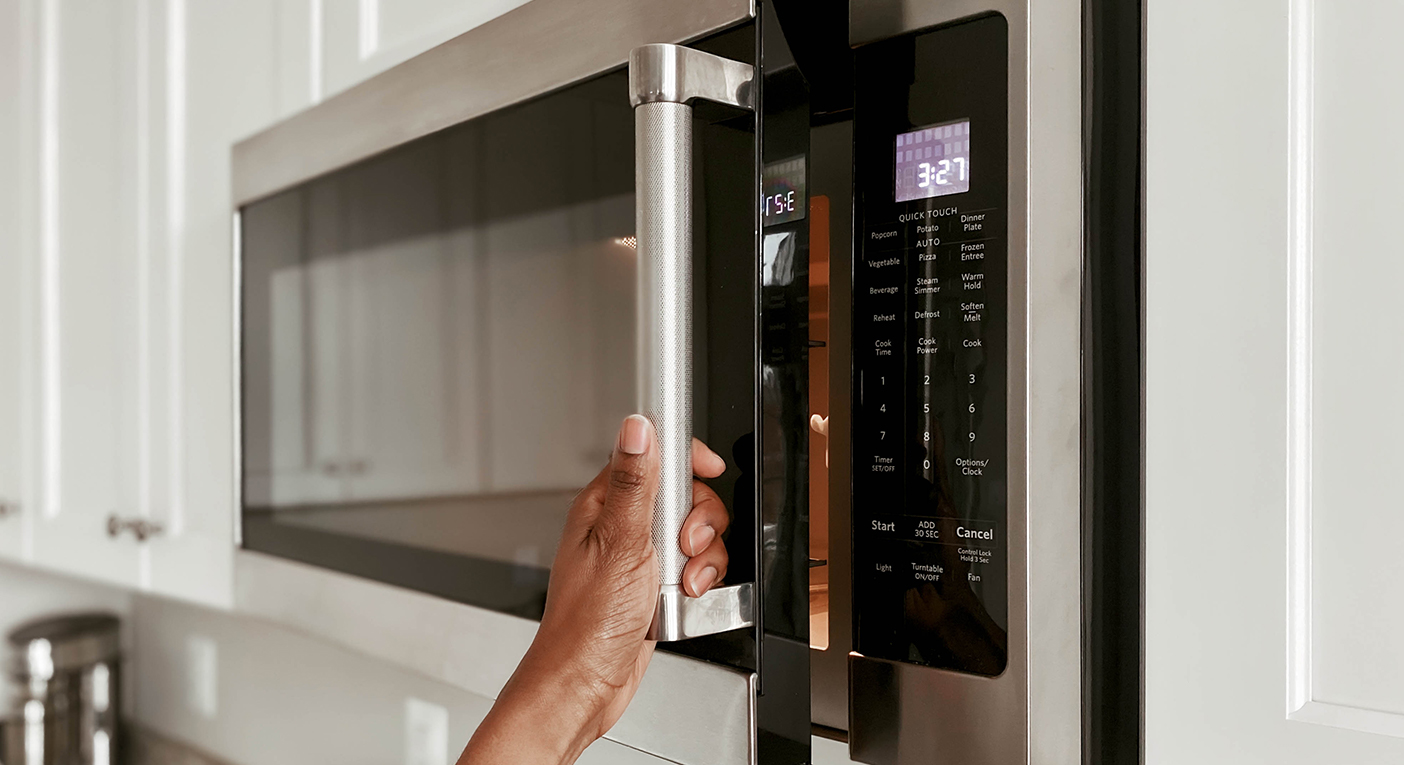 Time to upgrade your microwave? Check out this top-rated option