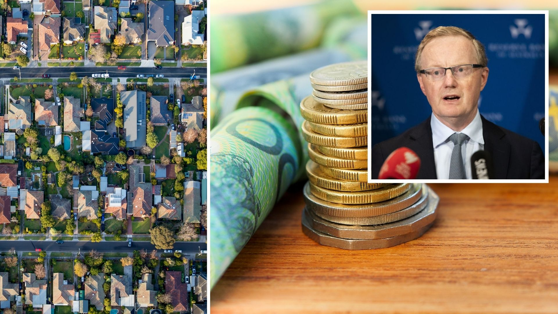 RBA reveals interest rates call amid surging property prices