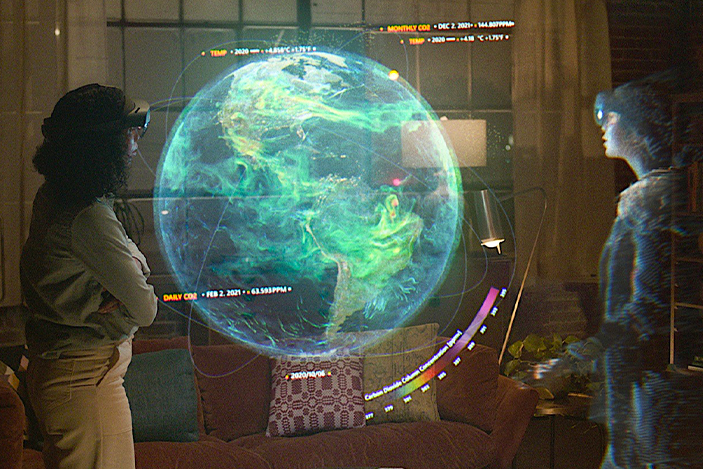 Microsoft Mesh aims to bring holographic virtual collaboration to all