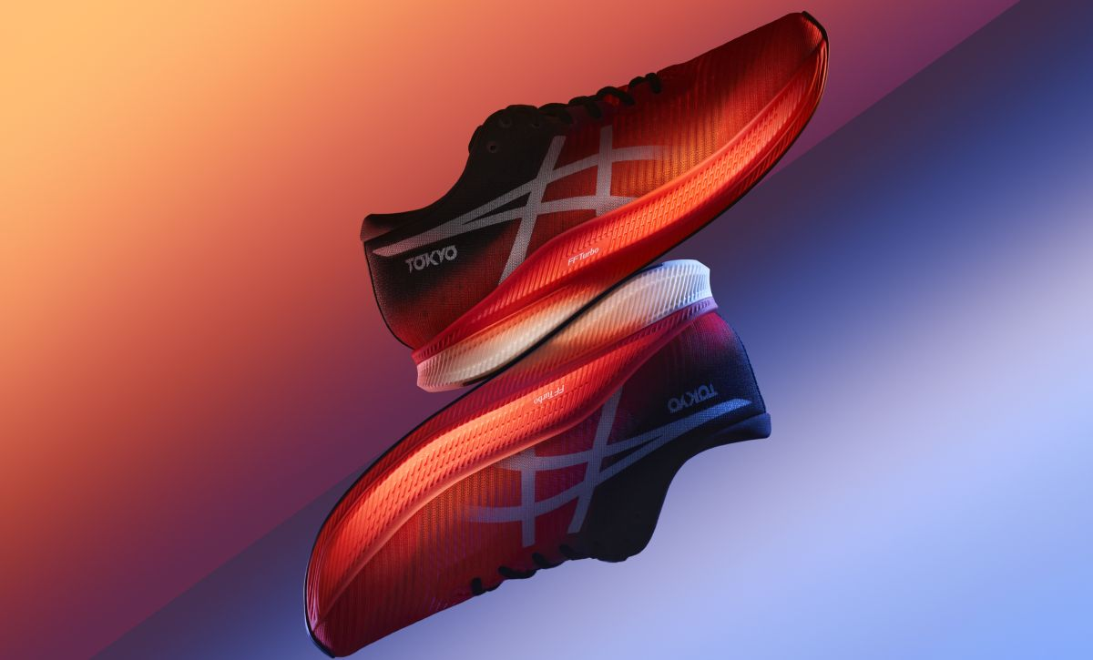 Asics Metaspeed shoes are optimized for different types of ...