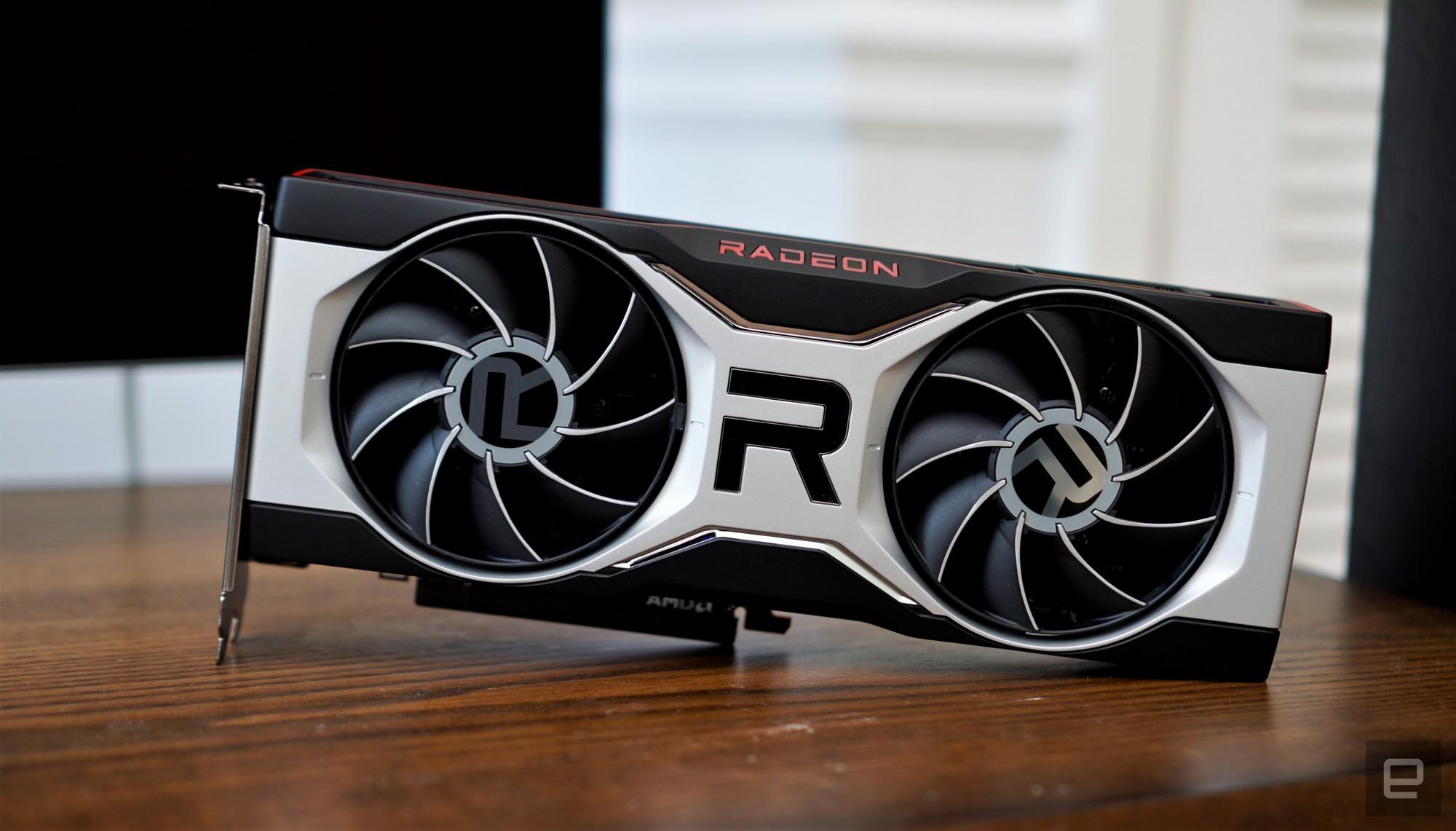 <p>AMD Radeon RX 6700 XT</p>