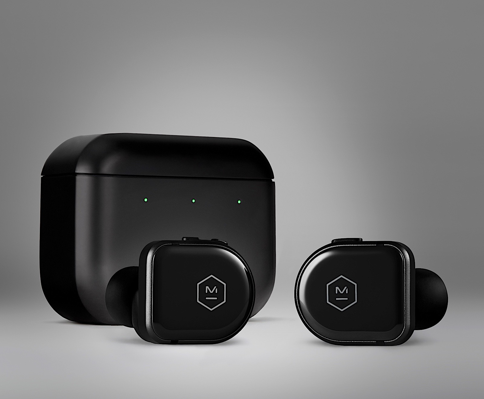<p>Master &amp; Dynamic's latest true wireless earbuds have a familiar design with new materials, larger drivers and more robust active noise cancellation.</p>