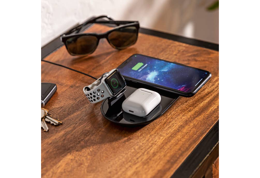 Mophie 3-in-1 charger