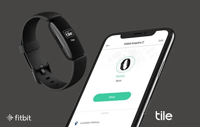 Fitbit Tile