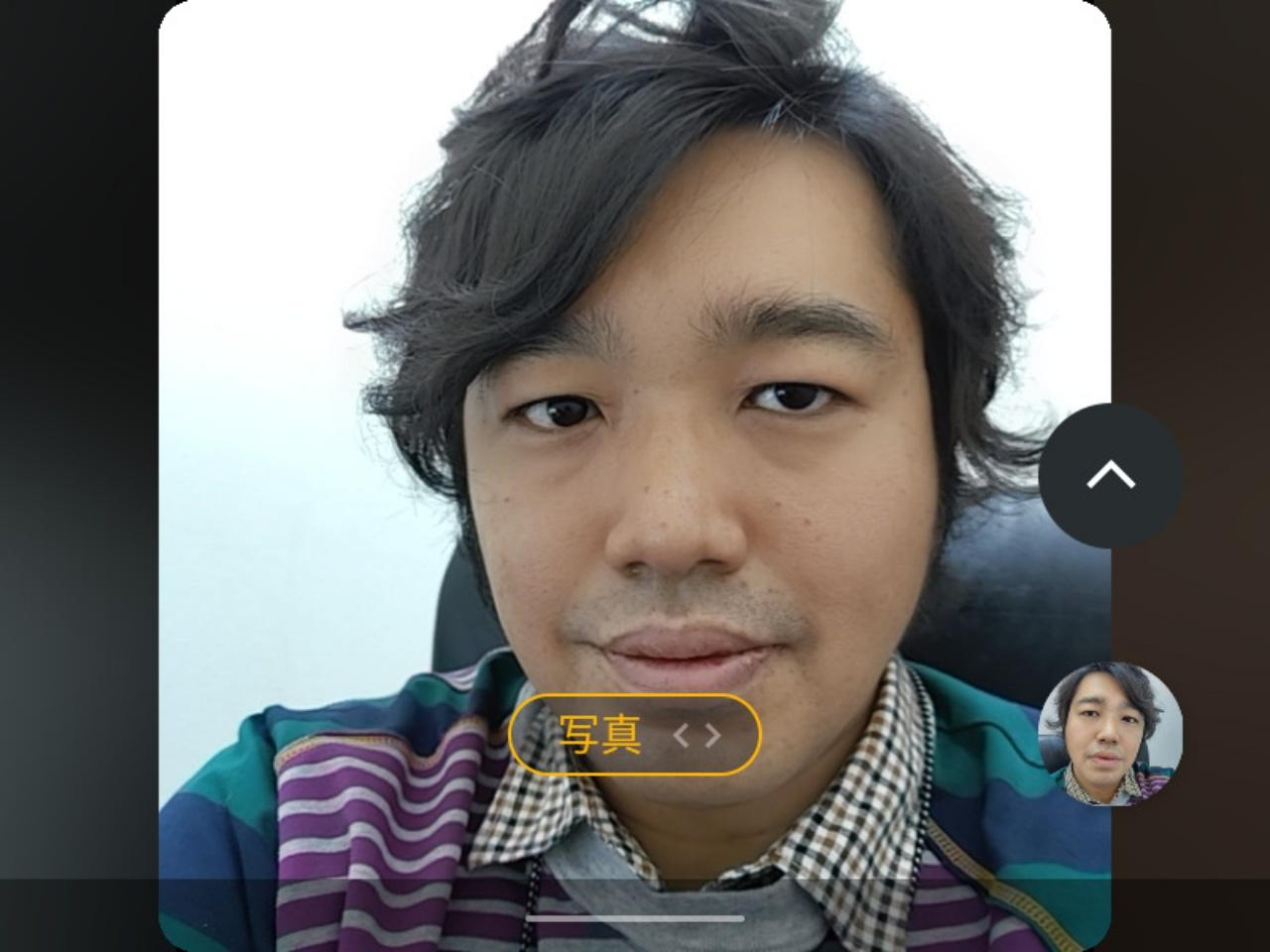 razr 5G Junya Ishino