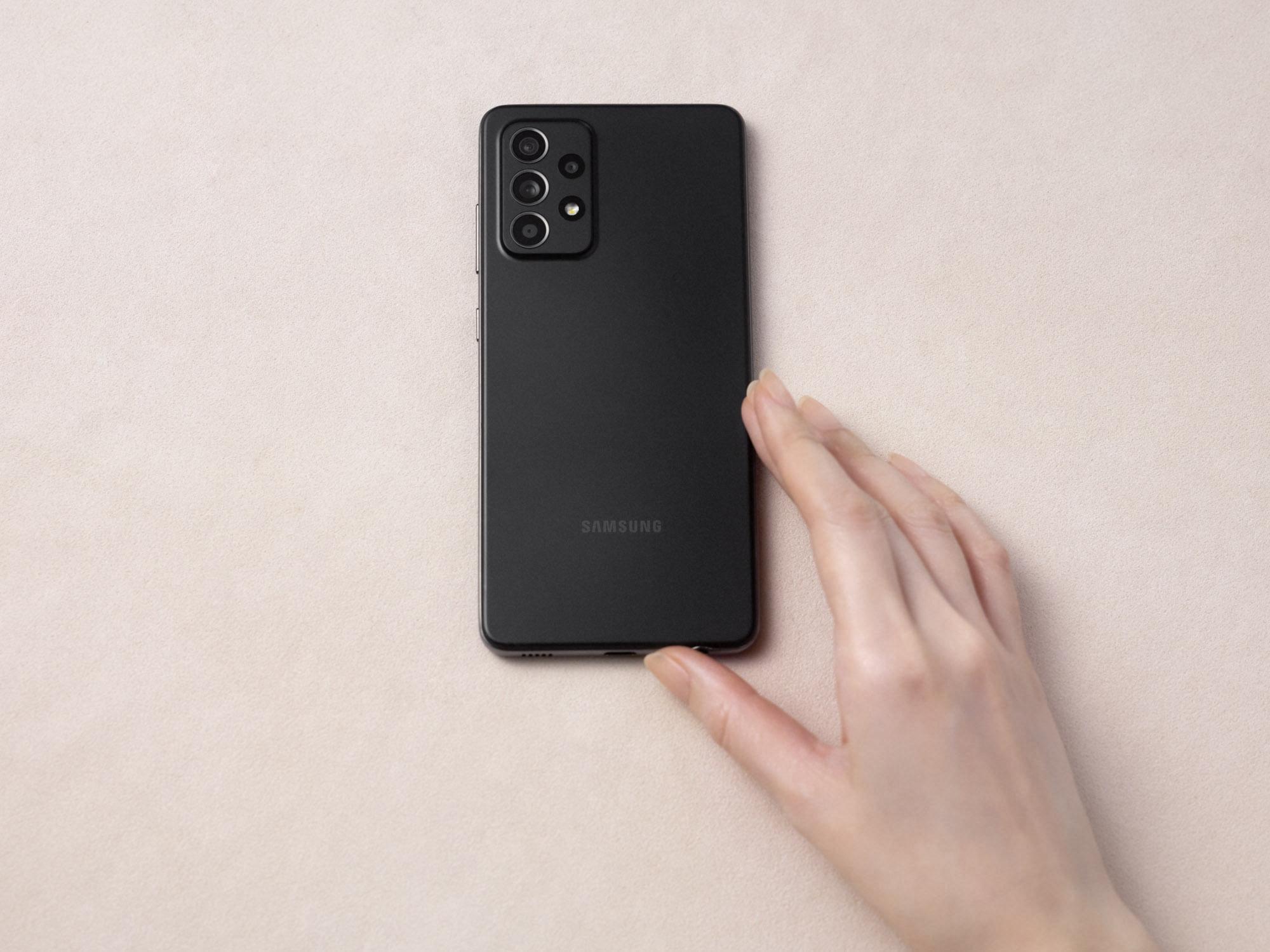 Galaxy A72/A52